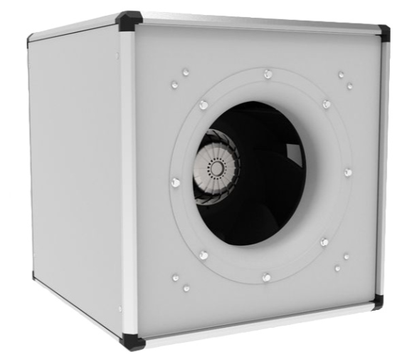 UNOBOX EC Ventilatore Industriale