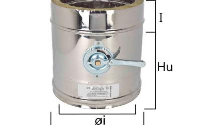 I2T2S tubo a sezione circolare con H nominale 250 mm