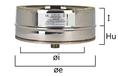 I2TS scarico di condensa centrale