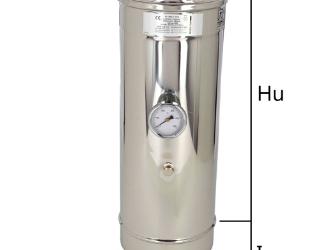 MIC elemento per sonda test fumi e temperatura