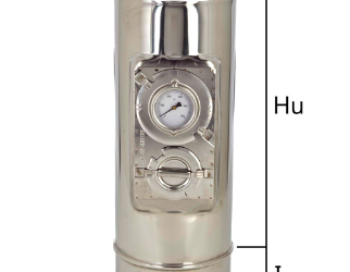 MICN elemento per inserimento sonda test