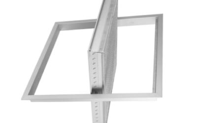 GRA-5 Griglie di aspirazione portafiltro