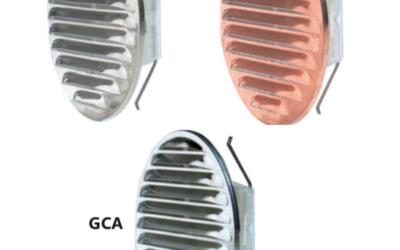 GCI/GCR/GCA Griglie circolari