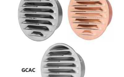 GCIC/GCRC/GCAC Griglie in acciaio inox