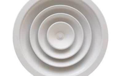 CFC Diffusori circolari a coni fissi