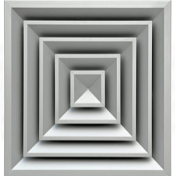 AQ Diffusori multidirezionali a 1, 2, 3 e 4 vie