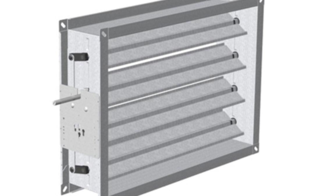SRC 200 Serrande di regolazione passo 200 mm