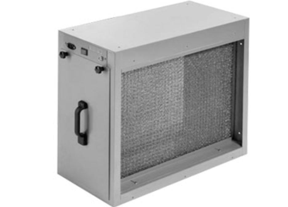 FE Filtro elettrostatico