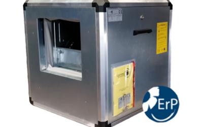 FAN BOX ERP Ventilatore centrifugo a doppia aspirazione