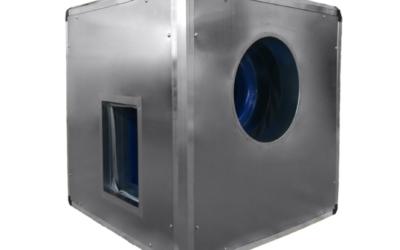 VMA/ VMA-AT ventilatori cassonati
