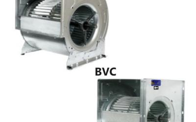 BV – BVC ventilatori centrifughi doppia aspirazione