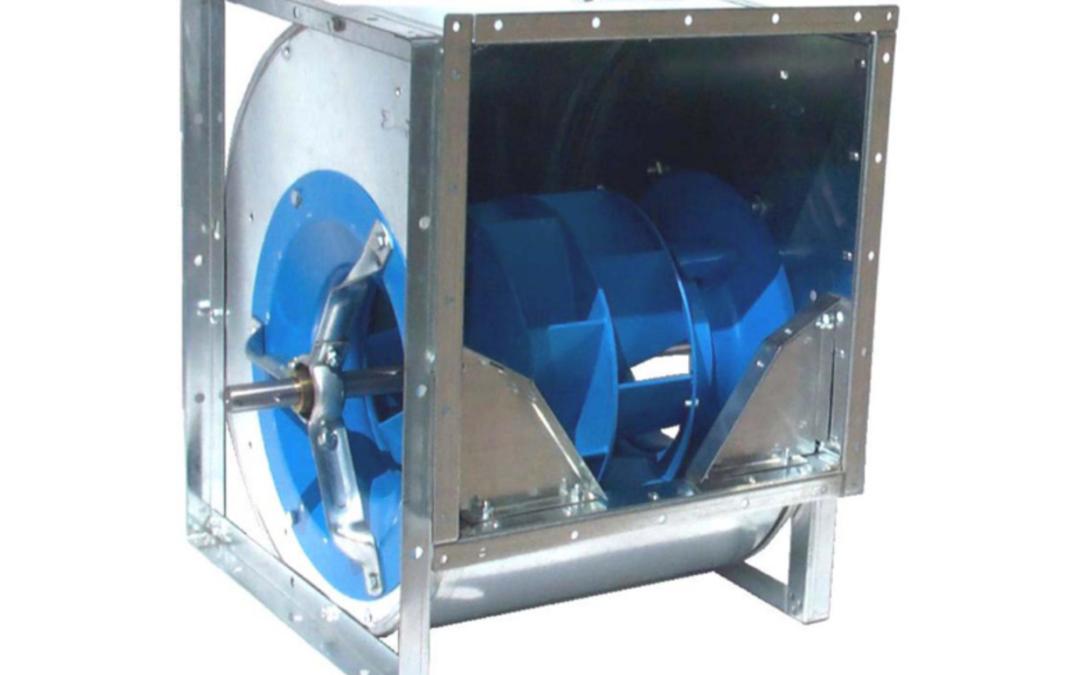 THLZ FF R ventilatori centrifughi doppia aspirazione