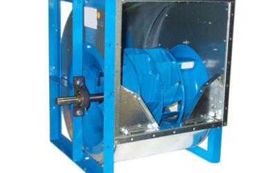 NTHZ R Ventilatori centrifughi a doppia aspirazione a pale rovesce