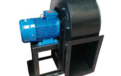 VMR Ventilatore centrifugo a pale rovesce a semplice aspirazione con motore direttamente accoppiato