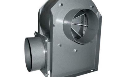 EP-T Ventilatore centrifugo a semplice aspirazione con sedia di supporto motore