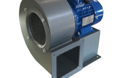 EP-BT/ES Elettroventilatore centrifugo basse pressioni/medie portate