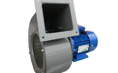 EP-BT/P Elettroventilatore centrifugo a semplice aspirazione per basse pressioni/medie portate