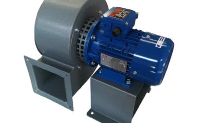EP-AT/E Ventilatore centrifugo a semplice aspirazione per alte temperature