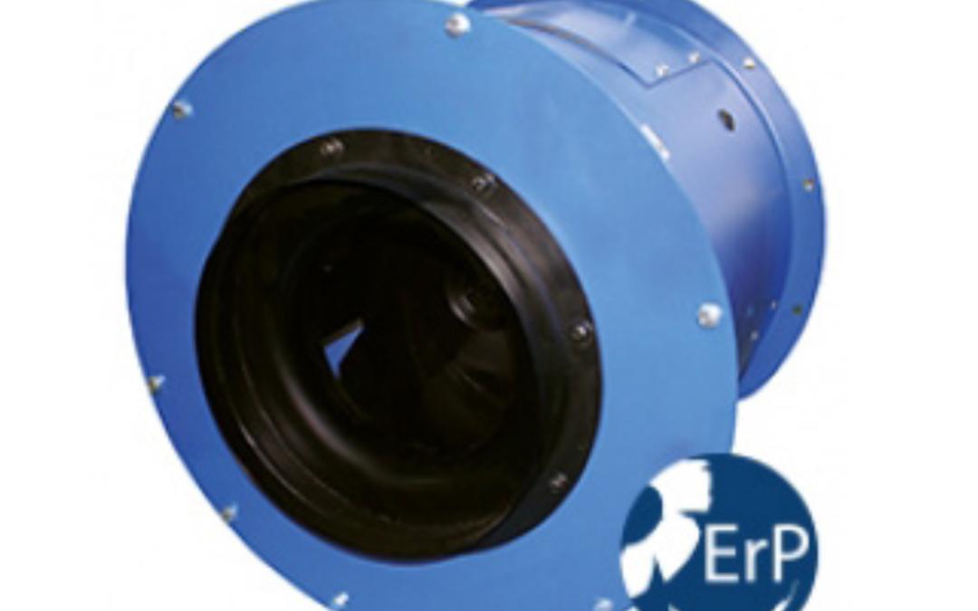 HMR Ventilatori in linea pale rovesce autopulenti ad alta efficienza