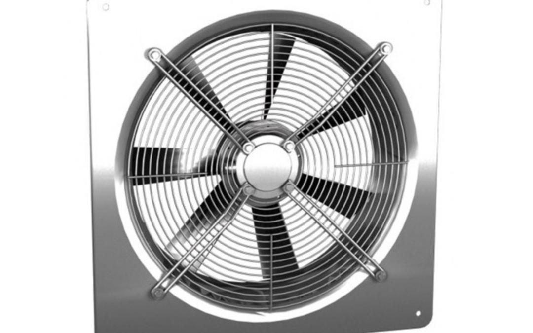 EQ-DQ Ventilatori assiali ad alto rendimento