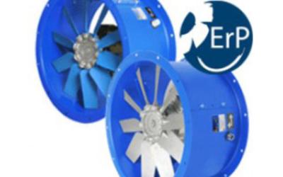 HM ventilatori elicoidali tubolari