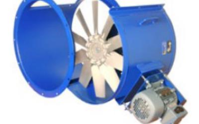 HHP ventilatori elicoidali tubolari