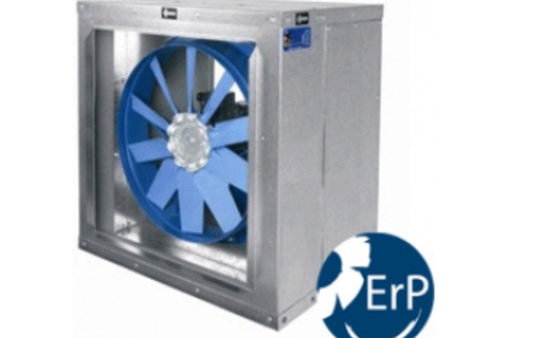 BOX HB ventilatori elicoidali tubolari