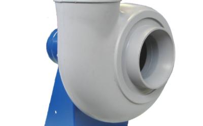 P ventilatori per fluidi corrosivi