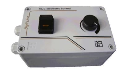 Variatore giri monofase accessori elettrici di regolazione